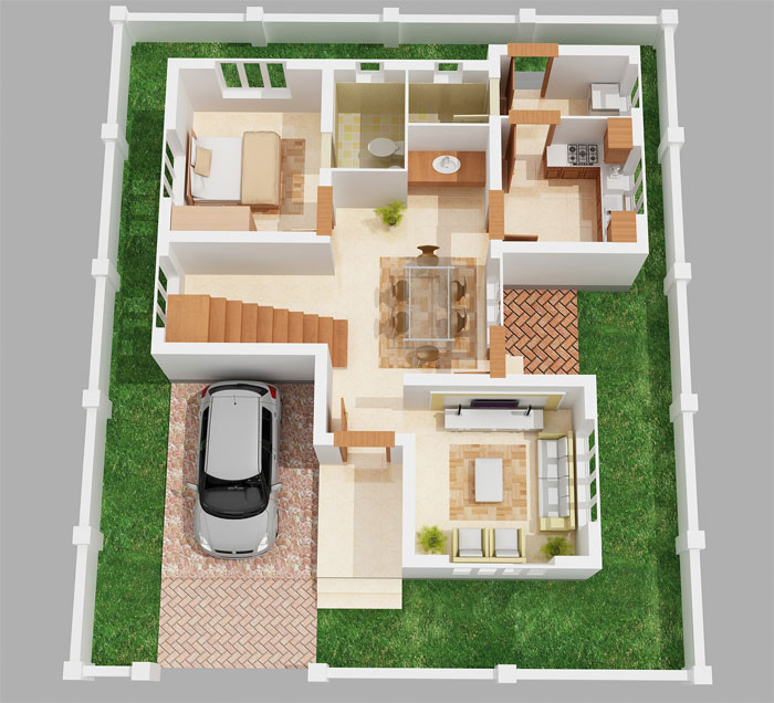 King spaces villas flats apartments 2bhk malvernweather Choice Image